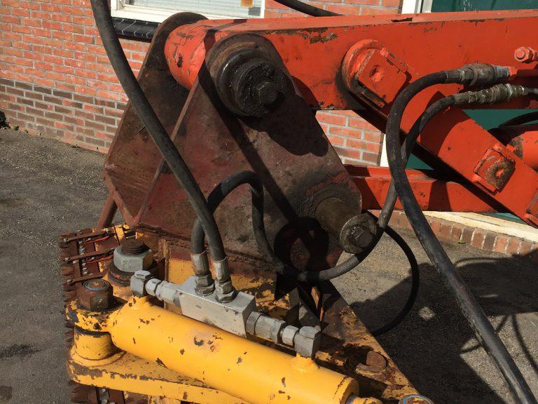 maaikorf mähkorb mowing bucket herder msl 400 cw 30 verlenggiek